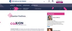 En tant que Président d'Entreprises et Passions à Poissy, Vincent de Louvigny, directeur d'Open Your Com, est membre de co axion de la chambre de commerce Versailles Yvelines