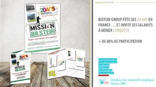 Bilstein Group confie l'organisation de son jeu anniversaire et sa soirée d'anniversaire pour ses 20 ans à l'agence de communication, l'agence web, l'agence de publicité et l'agence événementielle Open Your Com, située dans les Yvelines en Ile de France