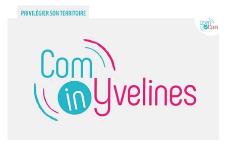 Open Your Com lance Com in Yvelines objectif Privilégier une agence et ses partenaires yvelinois pour réaliser les projets communication