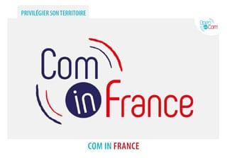 Open Your Com lance Com in France et privilégie dans le cadre de sa démarche RSE des partenaires locaux pour la mise en oeuvre de ses actions de communication