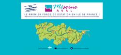 Vincent de Louvigny Directeur d'Open Your Com et Président d'Entreprises et Passions, est secrétaire du fonds de dotation pour la culture et le patrimoine de Poissy, Meseine Aval
